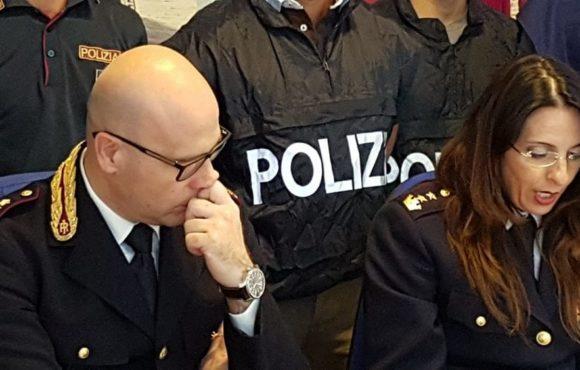 """""""OPERAZIONE CIVICO 20"""": la solidarietà del Presidente dell'Associazione Di Vittorio alle forze di polizia."""